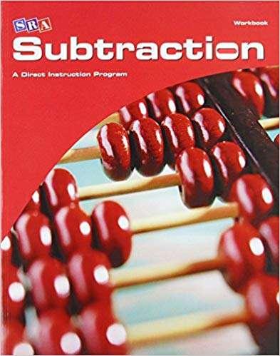 Corrective Mathematics Workbook Subtraction (Corrective Math)