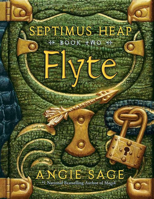 Flyte: 10c Mix Flr (Septimus Heap #2)