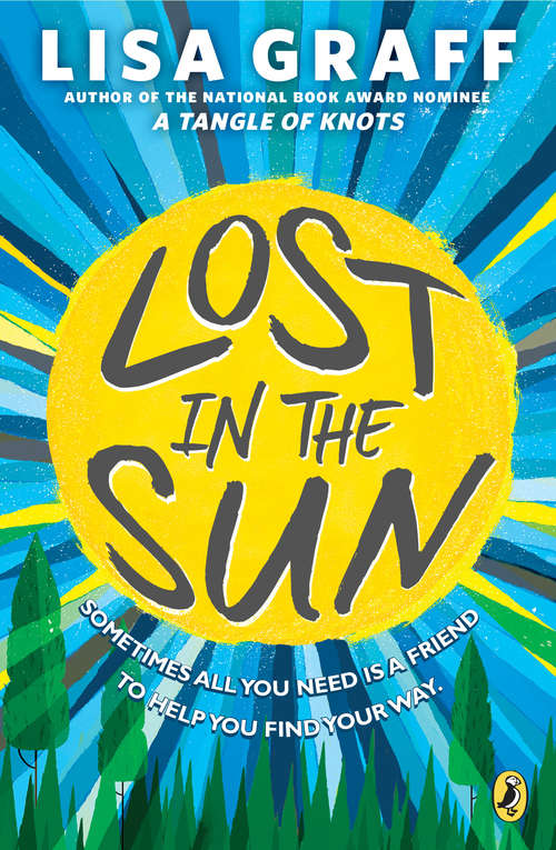 Collection sample book cover Lost in the Sun by Lisa Graff