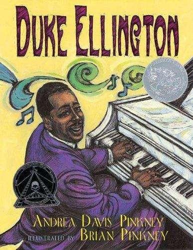 Collection sample book cover Duke Ellington