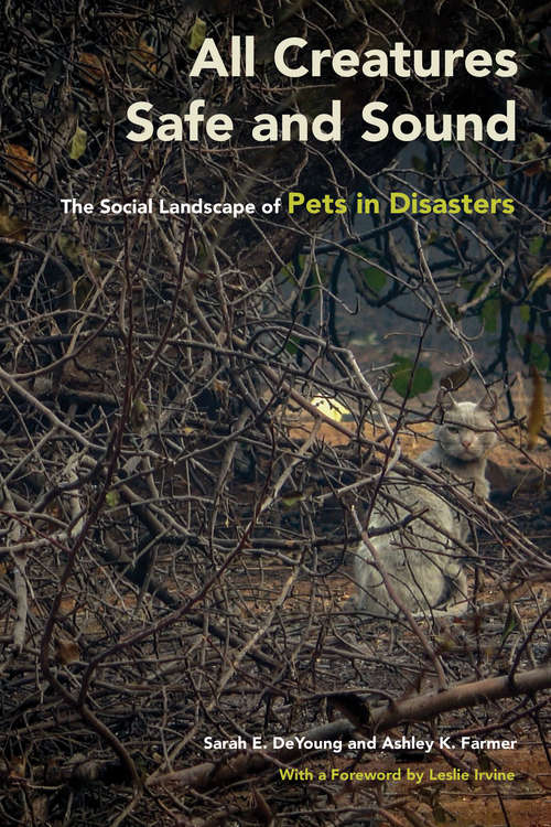 All Creatures Safe and Sound: The Social Landscape of Pets in Disasters