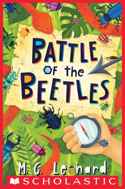 Battle of the Beetles (Beetle Boy #3)