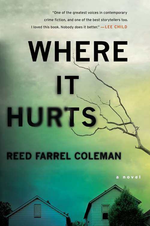 Where It Hurts (Gus Murphy #1)