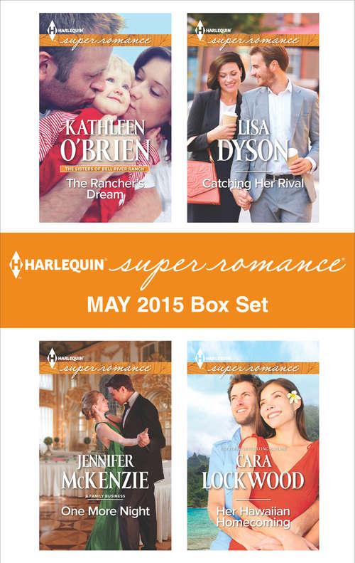 Harlequin Superromance May 2015 Box Set