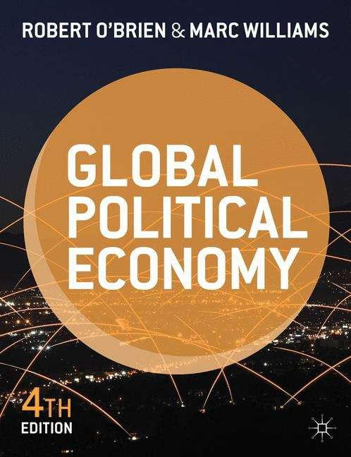 Global Political Economy Uk Education Collection
