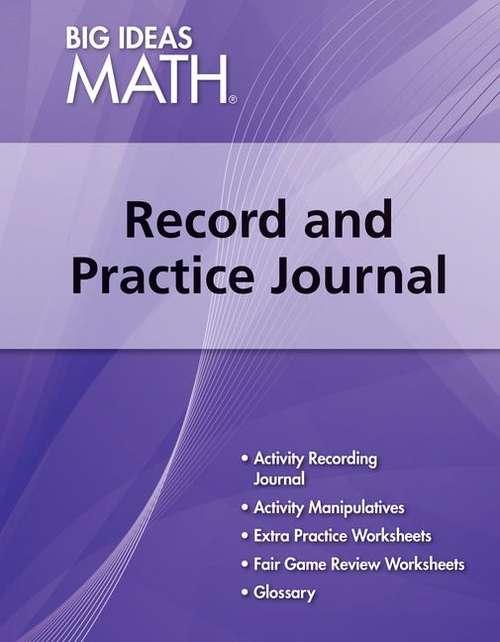 big ideas math algebra 1 answers key