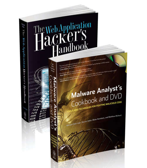 Attack and Defend Computer Security Set