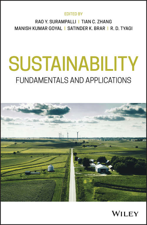 Sustainability: Fundamentals and Applications
