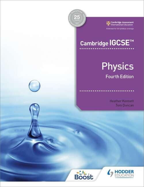Cambridge IGCSE™ Physics 4th edition