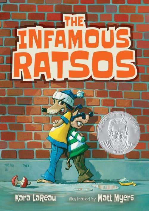 The Infamous Ratsos (Infamous Ratsos Ser.)