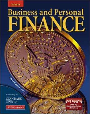 Glencoe Business and Personal Finance