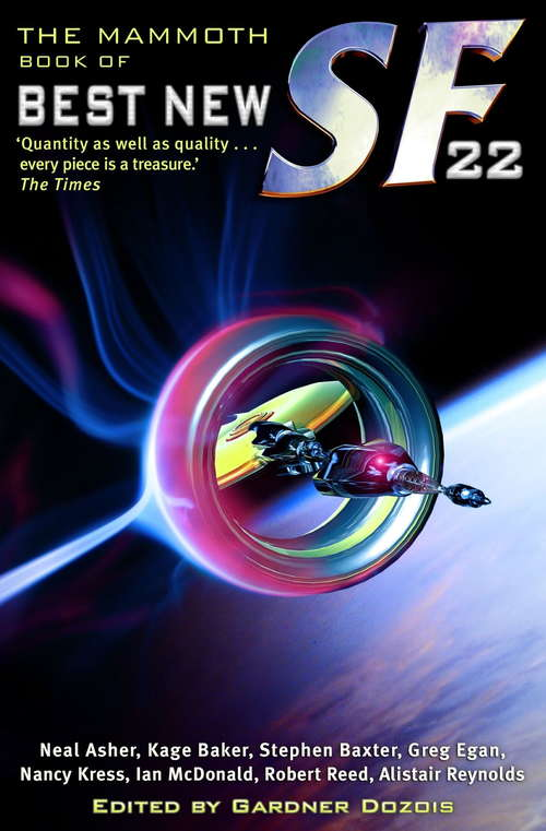 The Mammoth Book of Best New SF 22 (Mammoth Books #241)