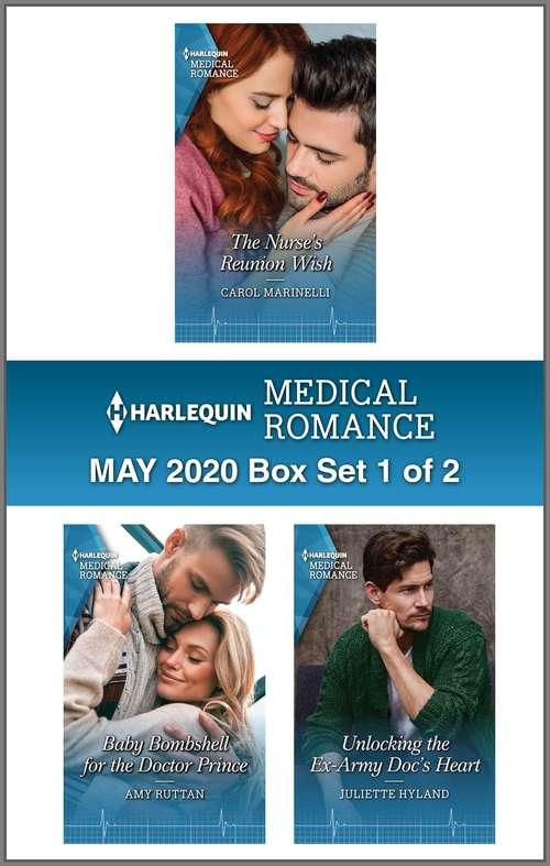 Harlequin Medical Romance May 2020 - Box Set 1 of 2