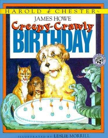 Creepy-crawly Birthday (Bunnicula and Friends #2)