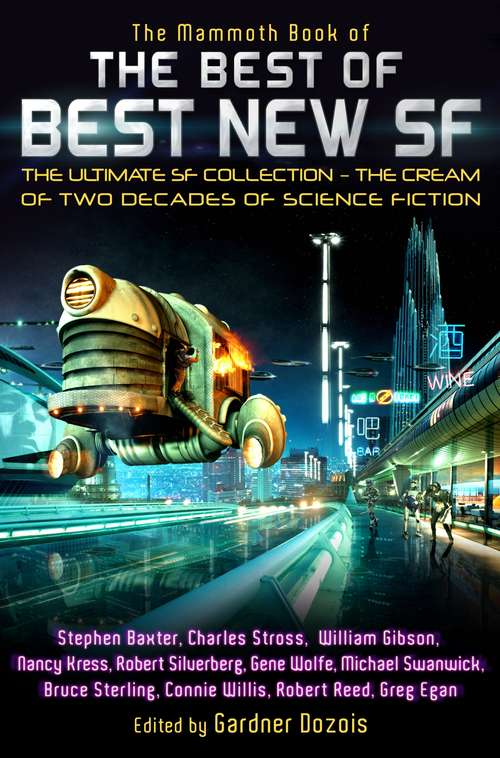 The Mammoth Book of the Best of Best New SF (Mammoth Books #247)