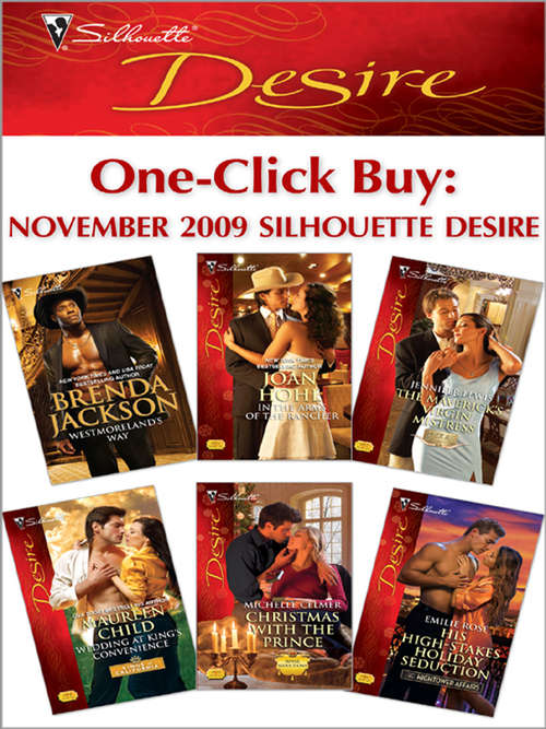 One-Click Buy: November 2009 Silhouette Desire