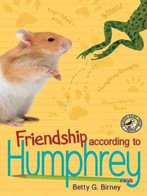 Friendship According to Humphrey (According to Humphrey #2)