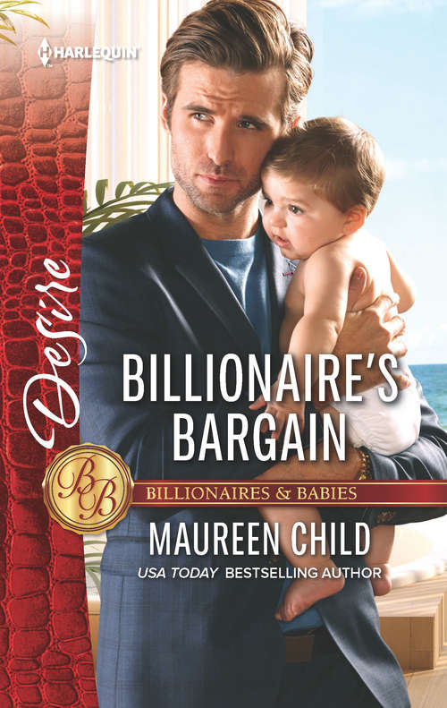 Billionaire's Bargain: Billionaire's Bargain (billionaires And Babies) / His Heir, Her Secret (highland Heroes) (Billionaires and Babies #97)