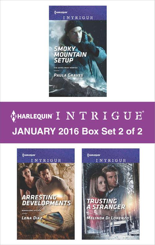Harlequin Intrigue January 2016 - Box Set 2 of 2