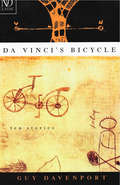 Da Vinci's Bicycle (New Directions Classic)