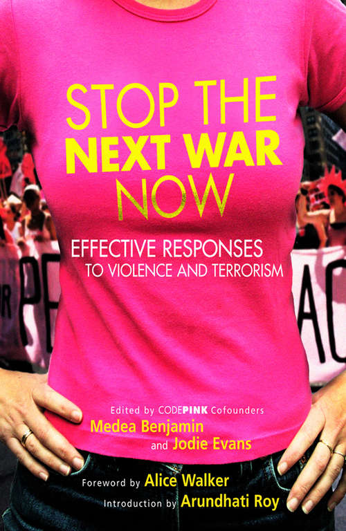 Stop the Next War Now