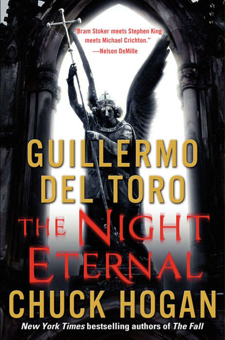 The Night Eternal (Strain Trilogy #3)