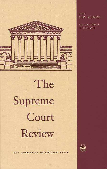 The Supreme Court Review 2011