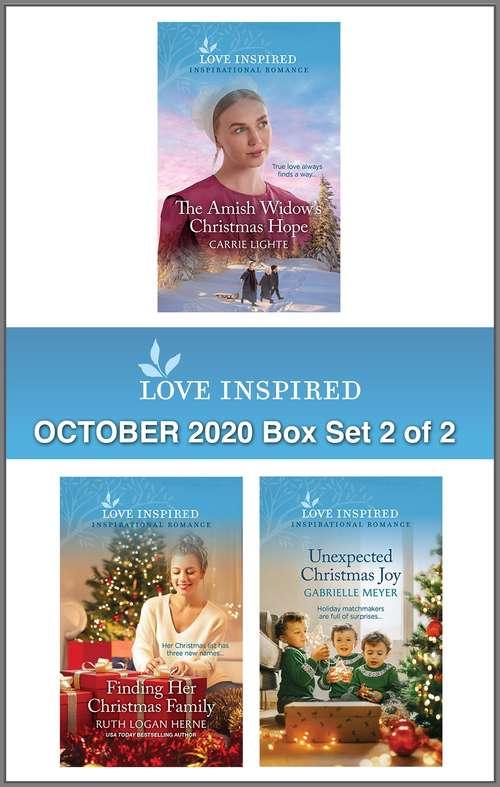 Harlequin Love Inspired October 2020 - Box Set 2 of 2: An Anthology