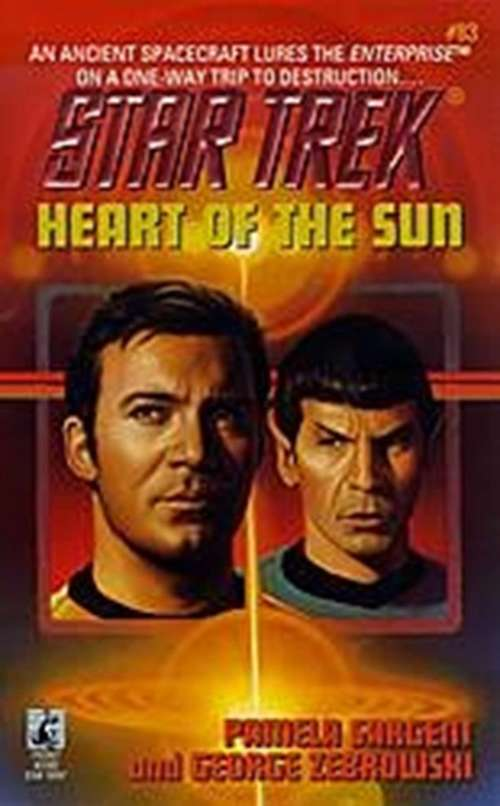Heart Of The Sun Star Trek 83 (Star Trek: Vanguard  #83)