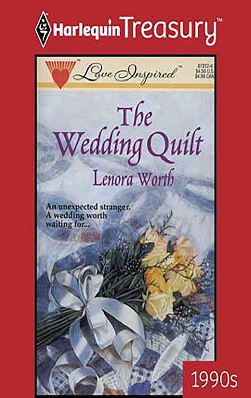 The Wedding Quilt (Steeple Hill Love Inspired Ser.)