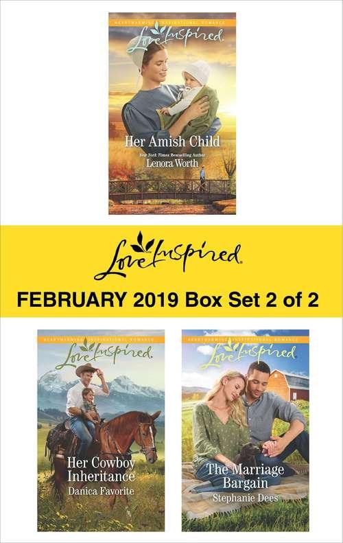 Harlequin Love Inspired February 2019 - Box Set 2 of 2: An Anthology