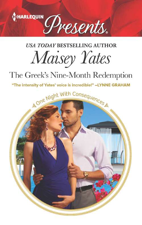 The Greek's Nine-Month Redemption