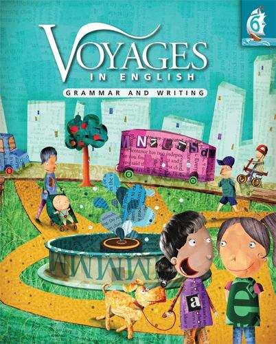 Voyages in English: Grammar and Writing (6th Grade)