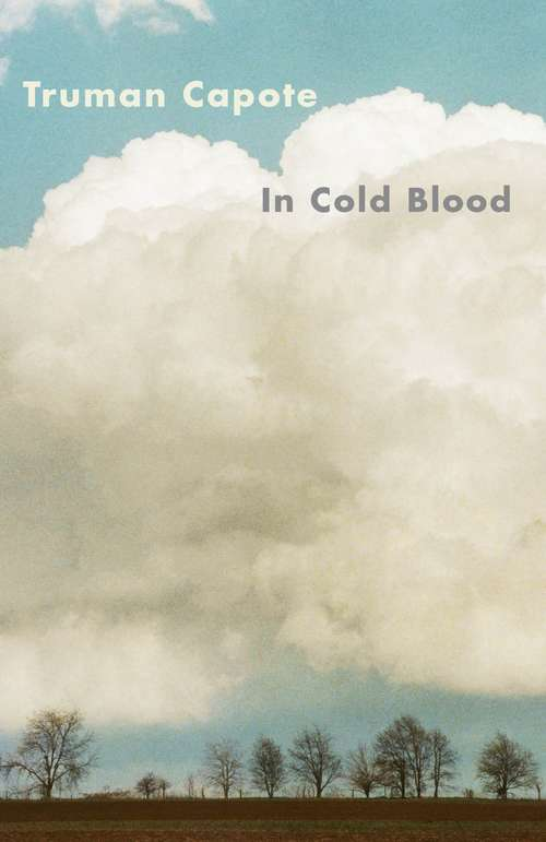 Collection sample book cover In Cold Blood by Truman Capote