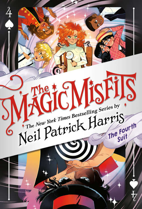 The Magic Misfits: The Fourth Suit (The Magic Misfits #4)