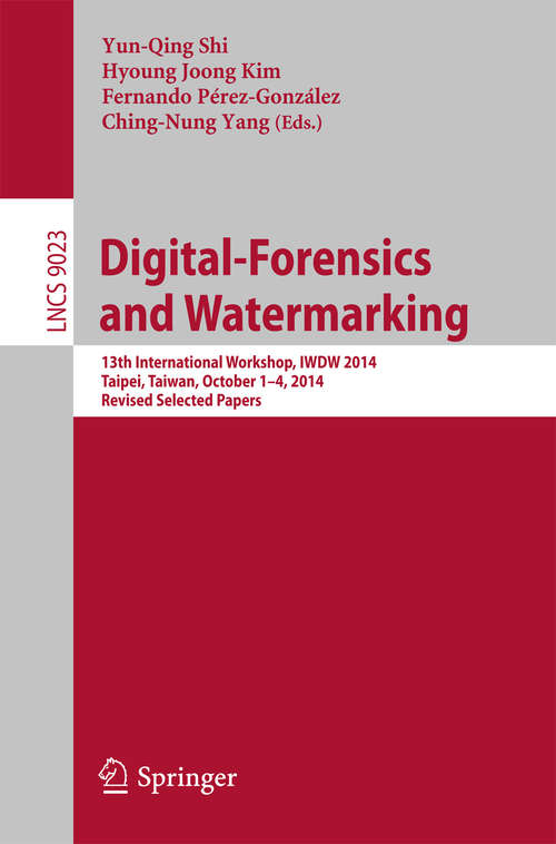 Digital-Forensics and Watermarking