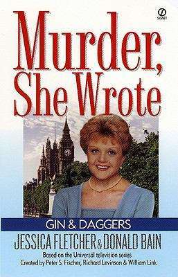 Murder, She Wrote: Gin and Daggers