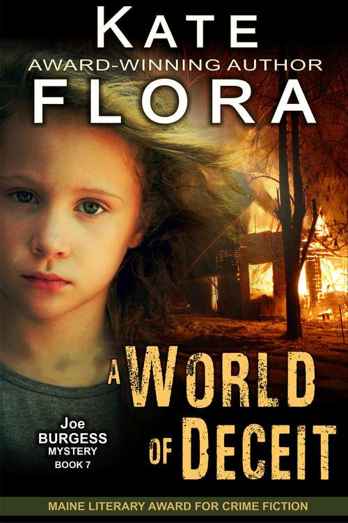 A World of Deceit (The Joe Burgess Mystery Series #7)