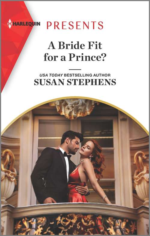 A Bride Fit for a Prince? (Passion in Paradise #13)