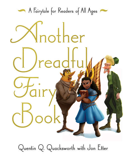 Another Dreadful Fairy Book (Those Dreadful Fairy Books #2)