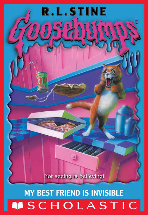 Goosebumps: My Best Friend Is Invisible (Goosebumps #57)