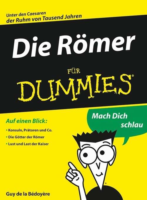 Die Römer für Dummies (Für Dummies)