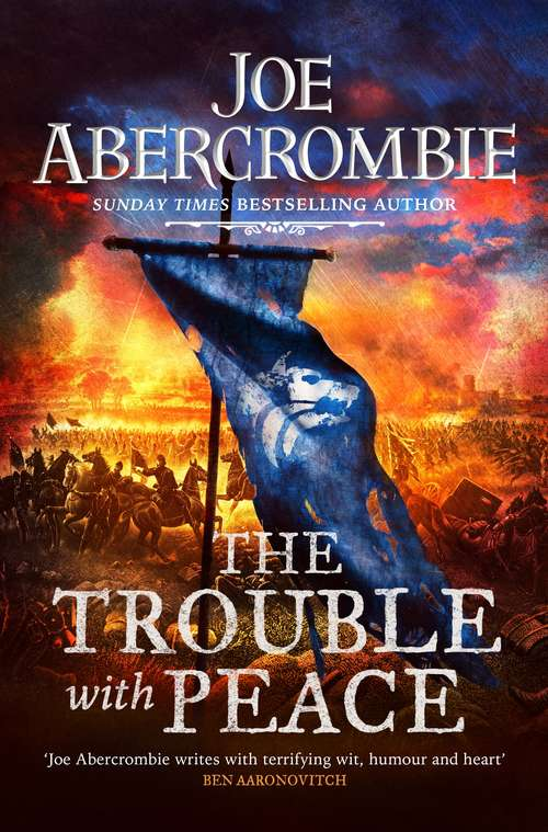 The Trouble with Peace (The Age Of Madness #2)