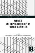 Women Entrepreneurship in Family Business (Routledge Frontiers of Business Management)