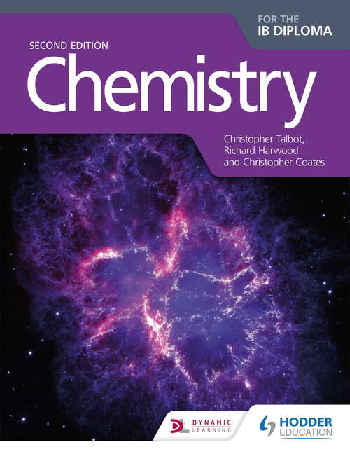 Chemistry for the IB Diploma Second Edition