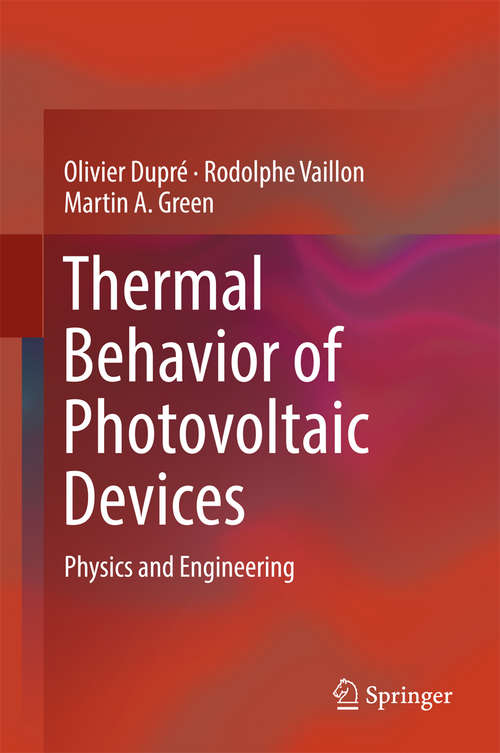 Thermal Behavior of Photovoltaic Devices