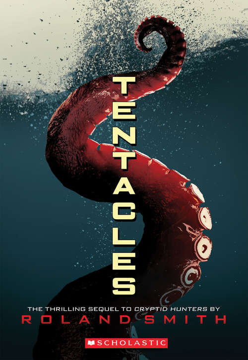 Collection sample book cover Tentacles