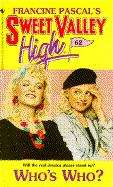 Who's Who (Sweet Valley High #62)