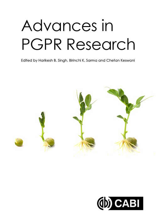 Advances in PGPR Research