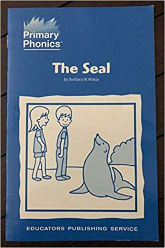 The Seal (Primary Phonics Storybook #Set 2 Book 8)
